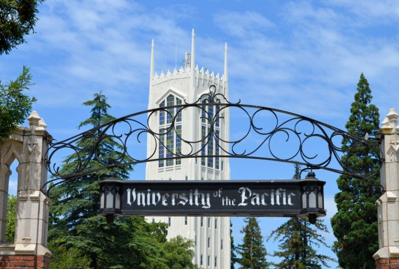 University of the Pacific campus