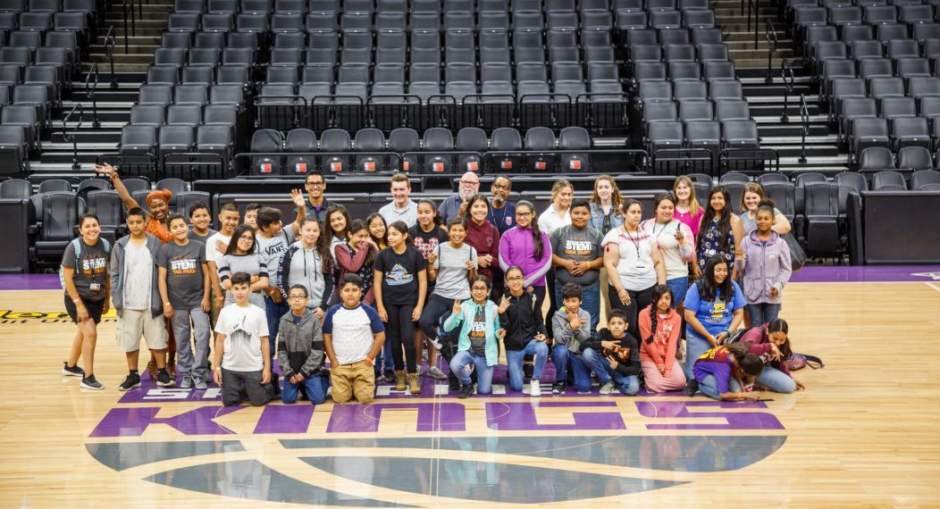 Reach for the stars academy touring Golden One Arena