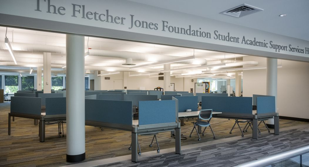 Student Academic Support Services Hub