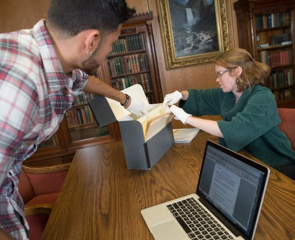Special Collections Photoshoot