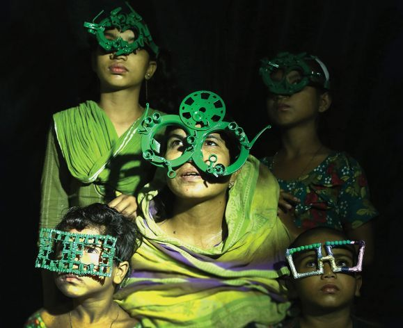Firoz Mahmud, photograph, part of 'Soaked Dream' project. Courtesy Durjoy Bangladesh Foundation