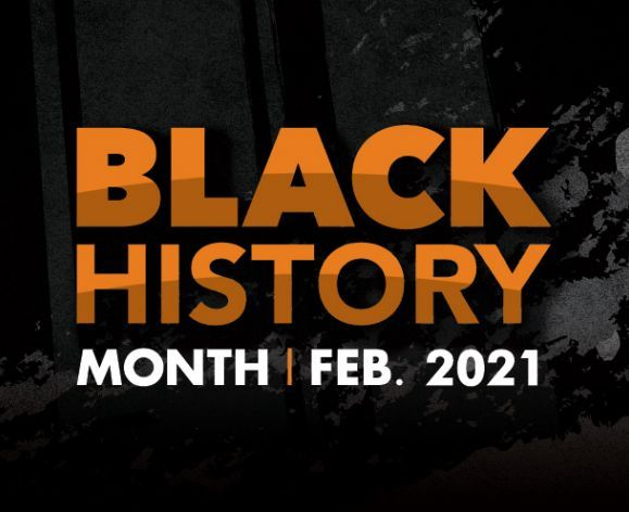 Pacific Black History Month logo