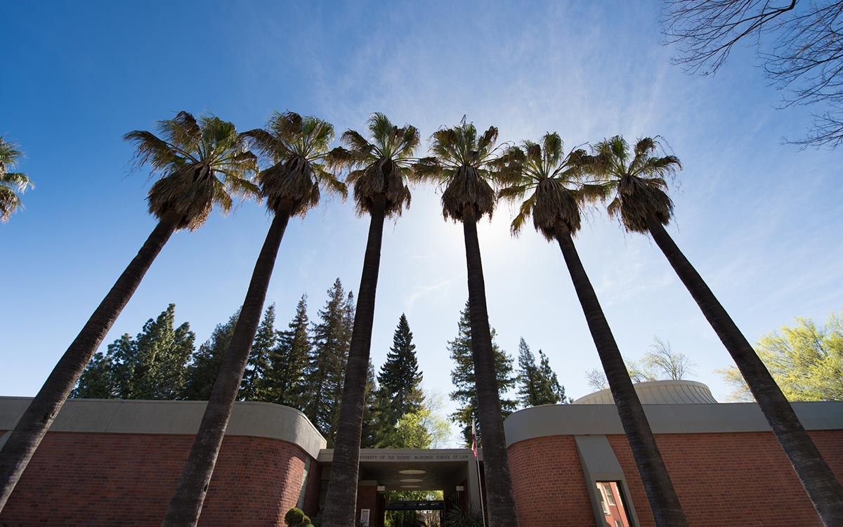 University of the Pacific - Sacramento Campus